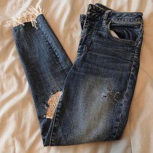 Renewed American Eagle Jeans